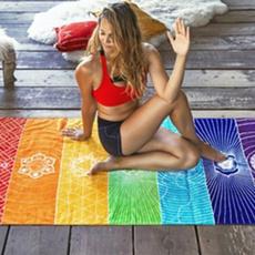 bohemia, Yoga Mat, Fashion, Yoga