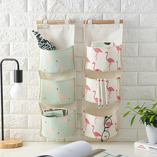 flamingopattern, Storage Box, folding, Bags
