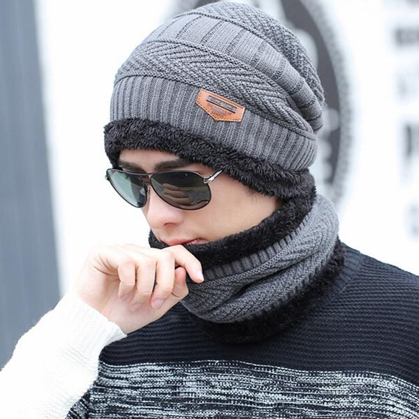 Beanie, Fashion, Winter, men cap