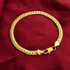 openbracelet, Bracelet, 18k gold, Jewelry