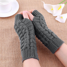 fingerlessglove, Fashion, Winter, knittedglove