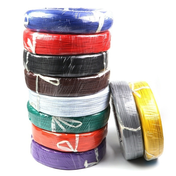 14mm, Wire, 24awg, ul1007
