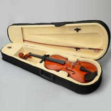 case, brown, violinaccessorie, starterkit