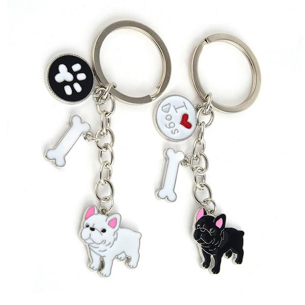 bulldog, Metal, dogjewelry, FRENCH