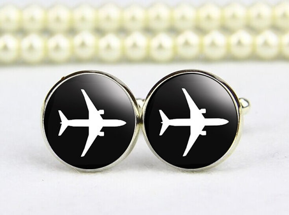 boeing, Gifts, Cuff Links, Travel