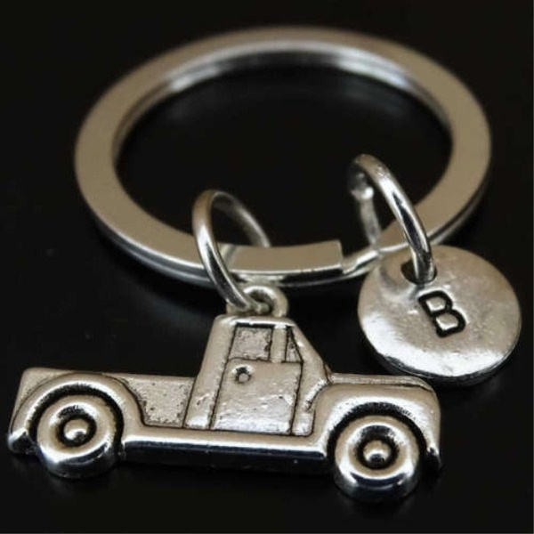 pickuptruckcharm, Key Chain, Jewelry, Gifts