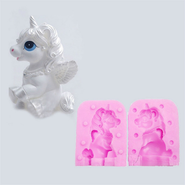 mould, horse, Silicone, Handmade