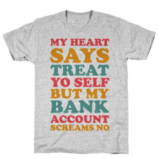 Heart, shoppingjoke, sarcastictshirt, shoppinggift