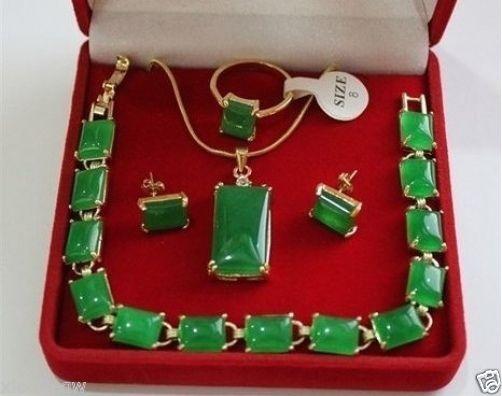 Real, Box, Jewelry, jade