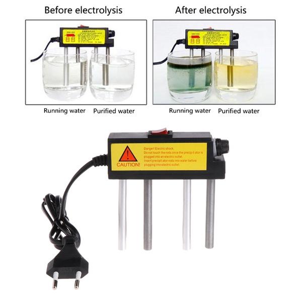 electrolysi, Tank, (220V), ironbar