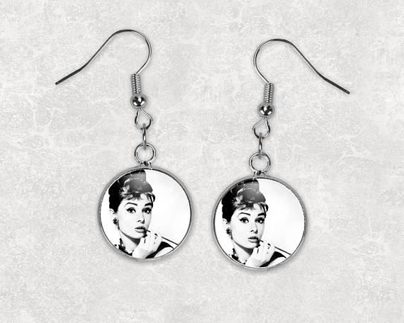 glassartjewelry, artglasscufflink, Dangle Earring, Jewelry