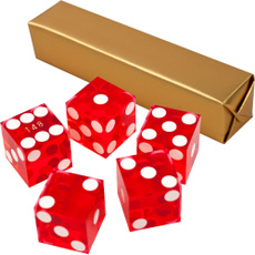 categorylevel2collectibletoy, Dice, categorylevel1hobbie, Red
