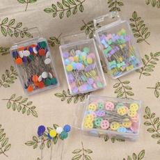 flowerheadpin, Head, stainlesssteelpin, dressmakingpin