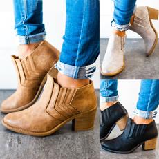 ankle boots, anklebootsforwomen, chunkyheelankleboot, botine