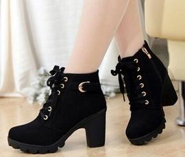 Boots, fashiomdre, High Heel, Martin boots
