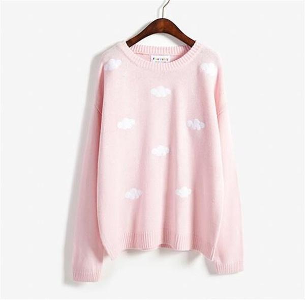 Kawaii, cute, Fashion, womenfashionsweater