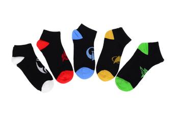 noshow, Star, Men, Socks