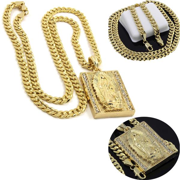 cubanchainnecklace, Rap & Hip-Hop, Chain Necklace, necklaces for men