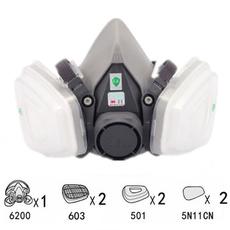 respiratormask, halffacemask, facepiece, industrialmask