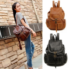 travel backpack, vintage backpack, Sports & Outdoors, Bags
