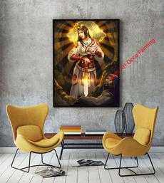 shiningheavenamaterasu, cheaphomedecor, art, Home & Living