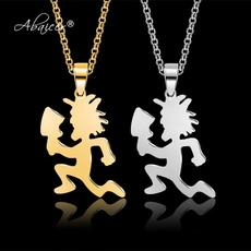Steel, Jewelry, Stainless Steel, hatchetmannecklace