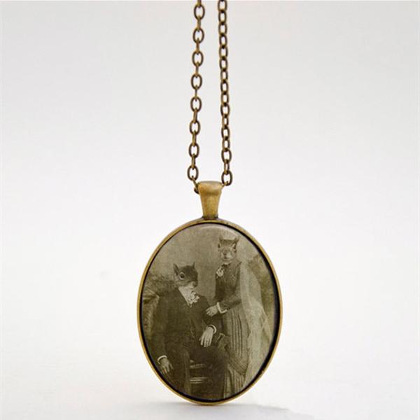 woodlandart, art, jewelrysquirrel, Jewelry