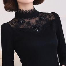 blouse, Plus Size, Tops & Blouses, Lace