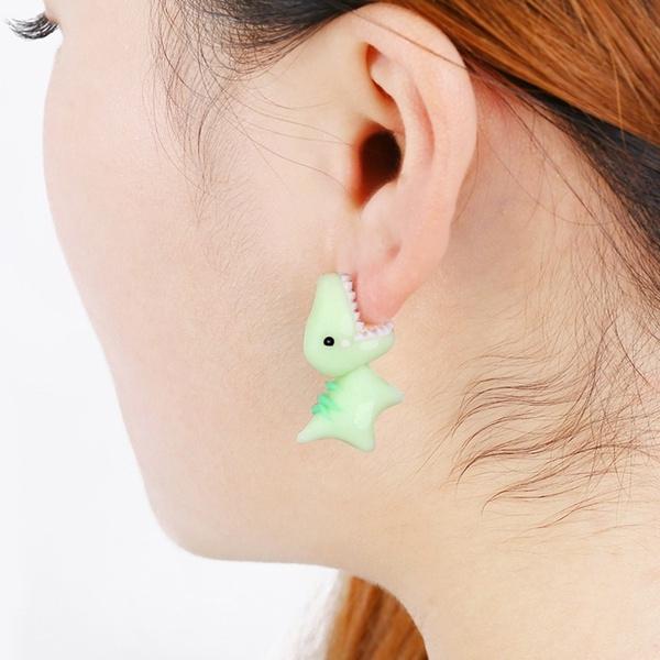 polymer, Fashion, Animal, Stud Earring