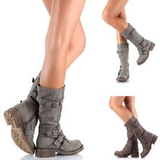 kneeboot, combat boots, Fashion, hohestiefel