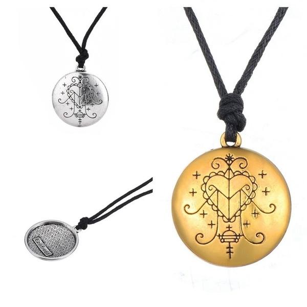 wiccanecklace, Jewelry, Vintage, ecofriendlyjewelry