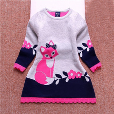 foxprinted, Lace, Sleeve, kidsdre