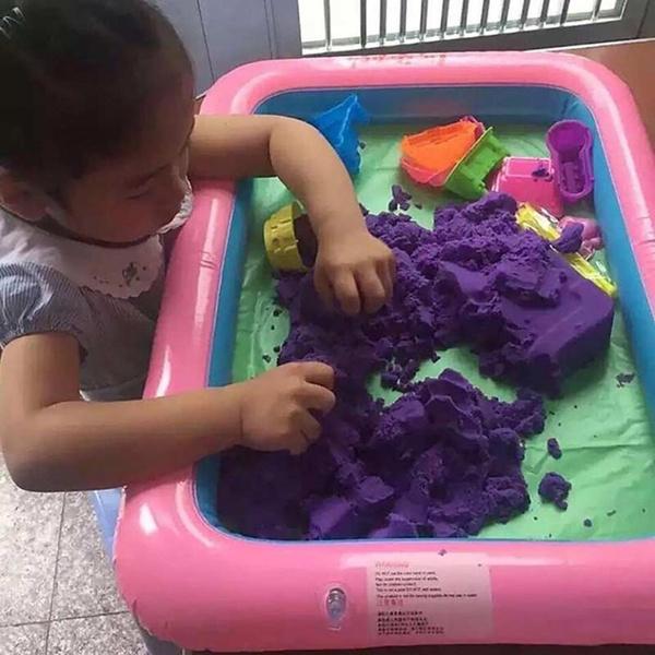 Funny, sandtray, Toy, claytoy