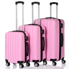 case, trolleycase, Equipaje, Viaje