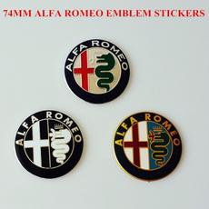 Car Sticker, alfaromeospyder, alfaromeo, caremblem