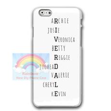 case, riverdaleiphone6case, iphone, Phone
