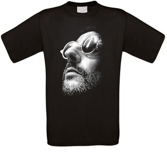 shorttshirt, Slim T-shirt, Movie, jeanreno
