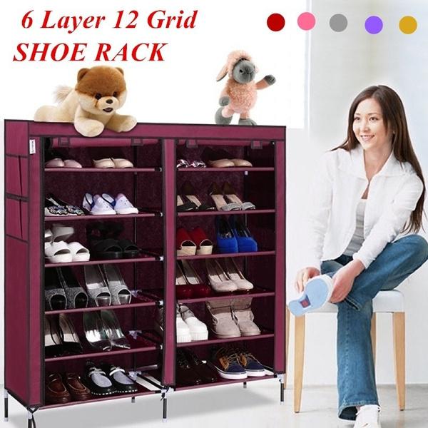 coverpocket, shelforganizercabinet, Closet, gridshoe