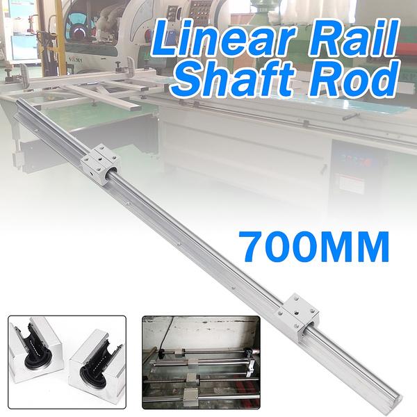 Bearings, linearshaft, linear, Aluminum