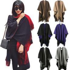 ladywear, Tassels, Fashion, capeponcho