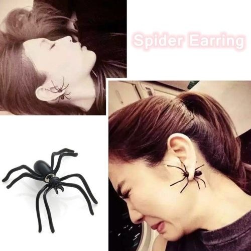 earrings in spanish, Goth, Fashion, cheapearringsspider