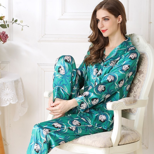 silk, loungewear, homewear, Intimates & Sleep
