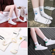 wintersock, Cotton Socks, Cotton, whitesock