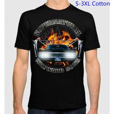 Mens T Shirt, Fashion, Cotton T Shirt, Chevrolet