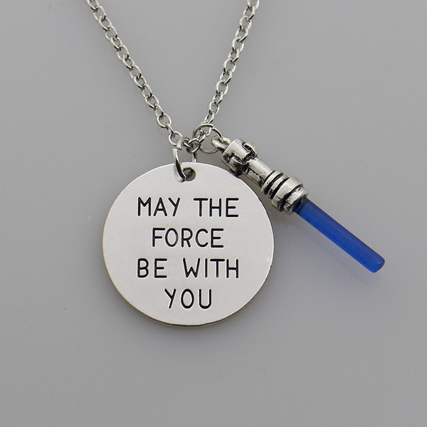 maytheforcebewithyou, Jewelry, lightsaberpendant, lights