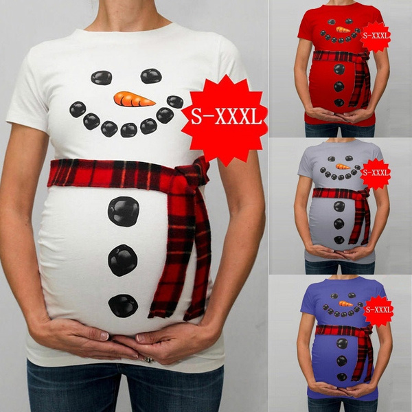 blouse, Funny, Plus Size, Christmas