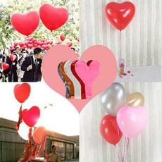 Heart, latex, giantballoon, Colorful