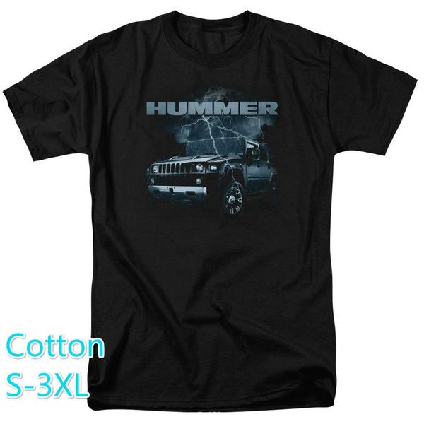 hummer, Funny T Shirt, Cotton, Cotton T Shirt