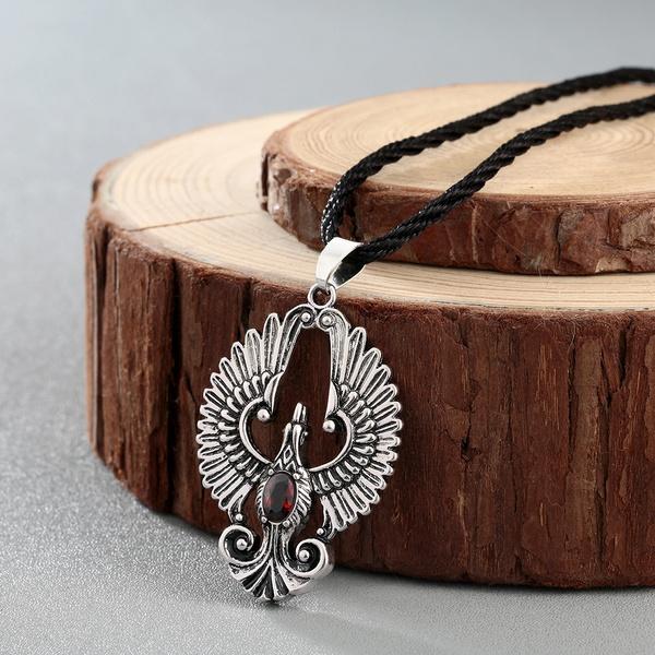 phoenixbirdpendant, Beautiful, talismanjewelry, beautifulphoenixbirdspendant