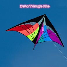 sportaccessorie, Toy, Triangles, kite